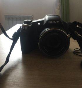 Фотоаппарат Сони DSC-HX100V