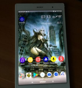 Обмен Sony Xperia Z3 Tablet Compact