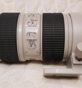 Объектив Canon 70-200 f/2,8 IS usm