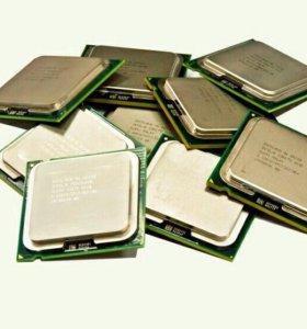 Процессоры для компьютеров и ноутбуков