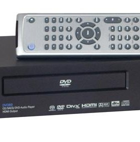 Cambridge Audio DVD89