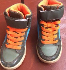 Демисезонные ботинки H@M