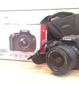 Продам Canon EOS 600D EF-S 18-55 IS II Kit