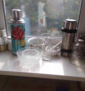 Посуда термос