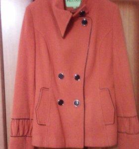 пальто-куртка б/у