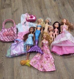 Игрушки для девочки ( куклы)