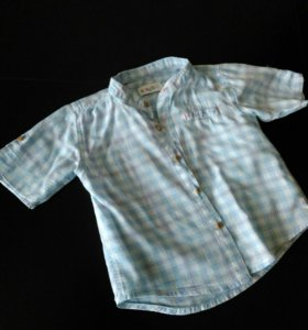 Рубашка детская. Р 80