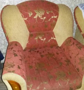 2большие кресла-кровать