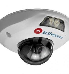 Мини IP камера ActiveCam AC-D4121IR1