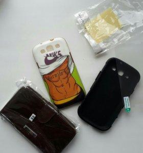 Чехол для смартфона Samsung Galaxy S3