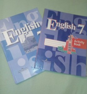 Учебник и риадер по английскому