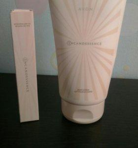 Набор парф. вода +крем для тела