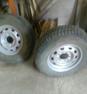 Колёса на УАЗ