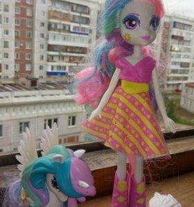 Кукла My little pony Читайте описание