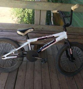 Bmx,трюковой велосипед