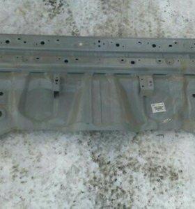 Задняя стенка кузова Mazda BT-50