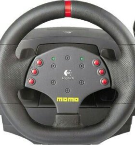 Продаю Игровой манипулятор Logitech MOMO Racing