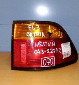 Фонарь правый honda Orthia 96-99