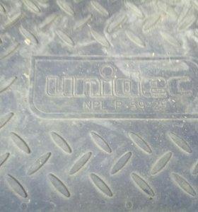 Коврик багажника Mitsubishi Lancer NPL-P-59-25