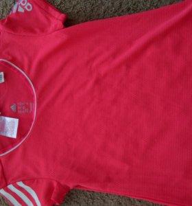 Новая футболка адидас + HM