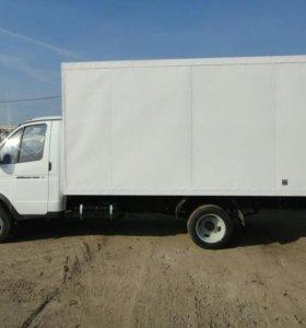 ГАЗ ГАЗель 3302 3.0 МТ, 2012, фургон