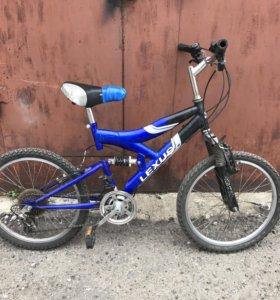 Велосипед скоростной детский