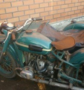 """Мотоцикл""""Урал"""""""