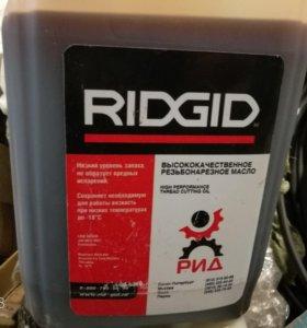 Резьбонарезное масло ridgit