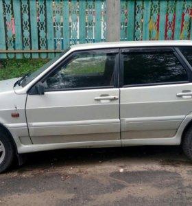 Продам ВАЗ2114 2004год выпуска.пробег 116км.