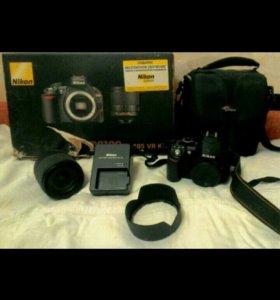 Nikon D3100 18-105 vr kit