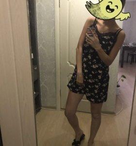 Платье ,500басаножки(350)