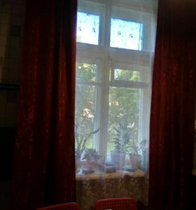 Кухонные шторы и тюль