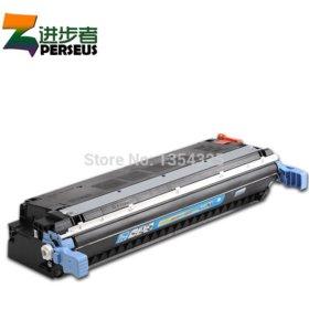 Картридж HP LaserJet Cyan C9731A