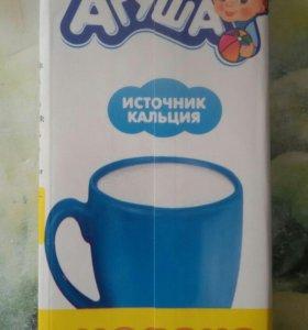 Молоко Агуша 2.5%