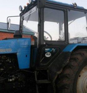 Трактор мтз-1221 2008г/в