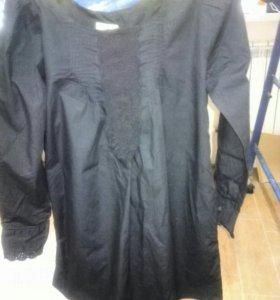 Платье-туника для беременных .