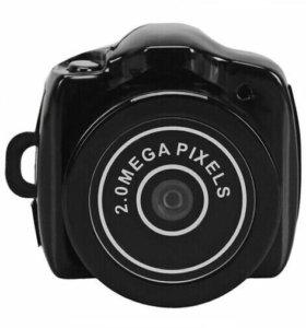 Видиокамера мини