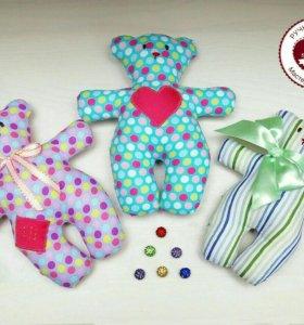 Мишки, подарки детям