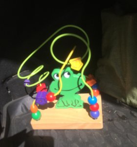 Лабиринт Лягушка