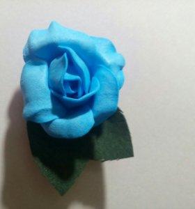 Цветы из фоломерана