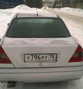 Мерседес с-180
