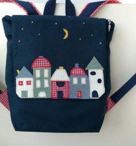 Рюкзак новый!!!🎒