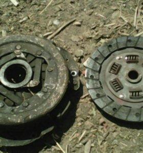 Корзина с диском ВАЗ