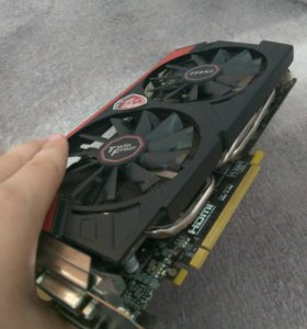 MSI Geforce GTX 760 2gb