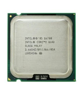 Процессор Intel® Core™2 Quad Q6700