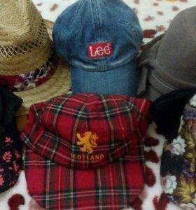 Шляпы/бейсболки/кепки
