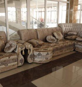"""Угловой диван и кресло """"Манчестер"""""""