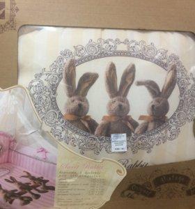 """Комплект постельного белья """"Sweet Rabbit"""""""