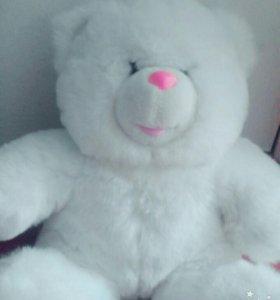 Медведь плюшовый игрушка