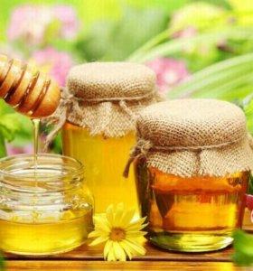 Мёд цветочный. Вкусный и ароматный